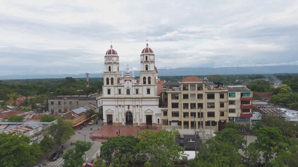 Guamo (Tolima), Foto DRONEFRA COLOMBIA