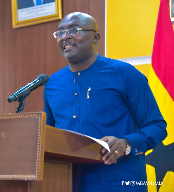 Your Weak Economy Couldn't Even Mitigate The Impact Of Dumsor - Bawumia Tells Mahama