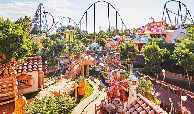 Se buscan probadores de parques de atracciones por 3500 euros