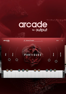 Cover Box do Plugin Arcade by Output + Library Content
