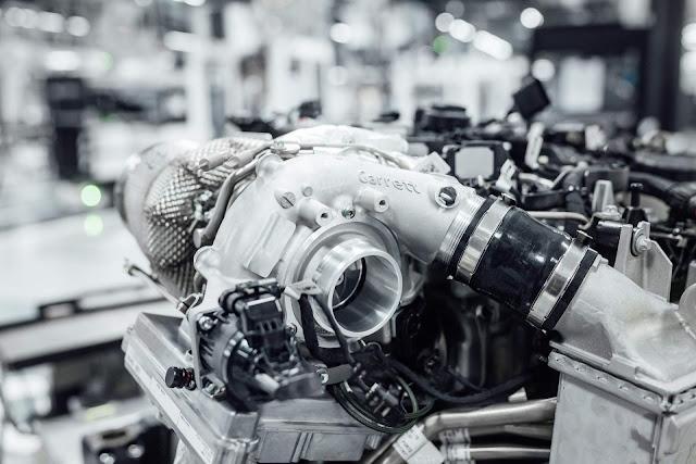 Mercedes usará tecnologia  híbrida da F1 em carros de rua