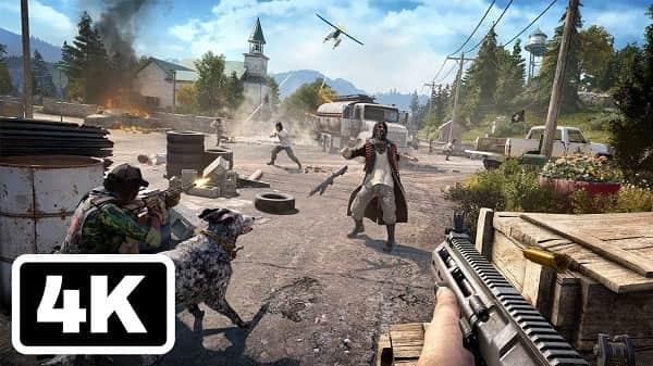 لعبة Far Cry 5 تعلن عن مود الصور الجديد