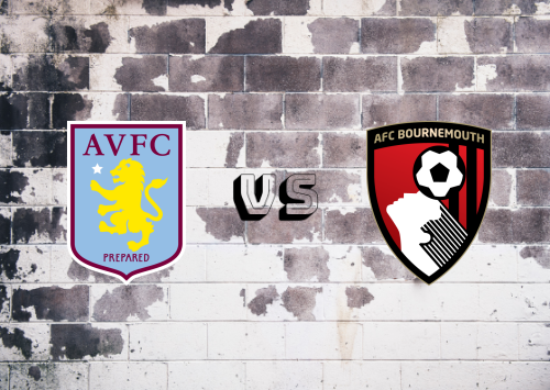 Aston Villa vs AFC Bournemouth  Resumen