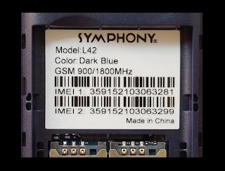 symphony l42 hw1 flash file