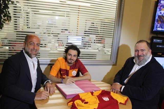 "Thomas ""TomassonGOD"" Dorey Galatasaray'da"