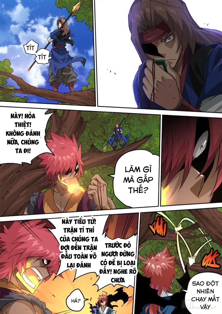 Quyền Bá Thiên Hạ chap 226 - Trang 8