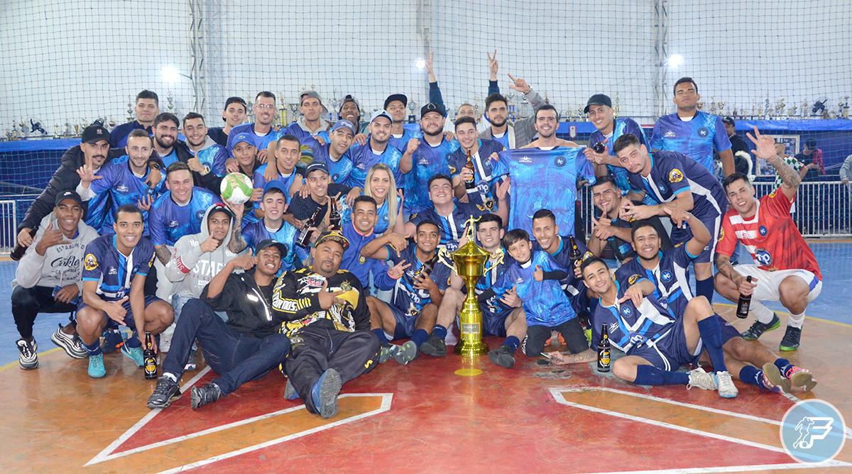 Deu Câimbra Futsal é campeão da Copa DEAAZÊ Ouro