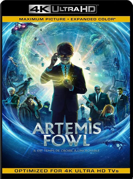 Artemis Fowl: El mundo subterráneo (2020) 4k WEB-DL HDR Latino [GoogleDrive] Tomyly
