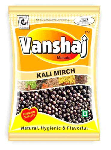 Black Pepper Seeds ( Kali Mirch ) image of Vanshaj Spices.com