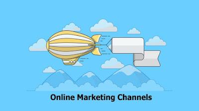 Online Marketing Channels – List of Different Online Marketing Channels For Ecommerce Business Owners