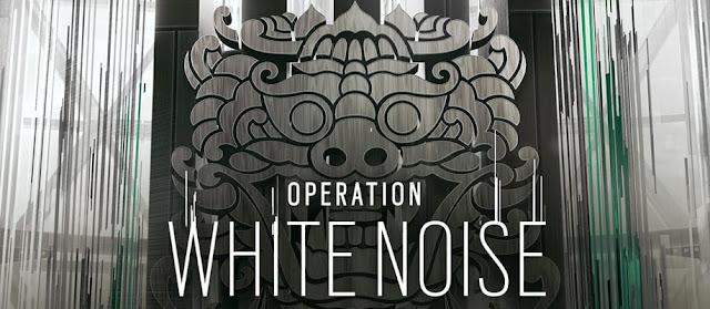عرض الإطلاق الرسمي لتحديث White Noise في لعبة Rainbow Six Siege