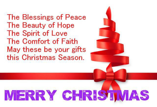 UNIQUE HAPPY CHRISTMAS 2017 QUOTES