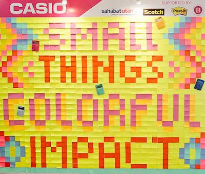 Casio My Style Blogger Garhering Cara Ngeblog Dengan Semangat Penuh Warna Dari Diana Rikasari
