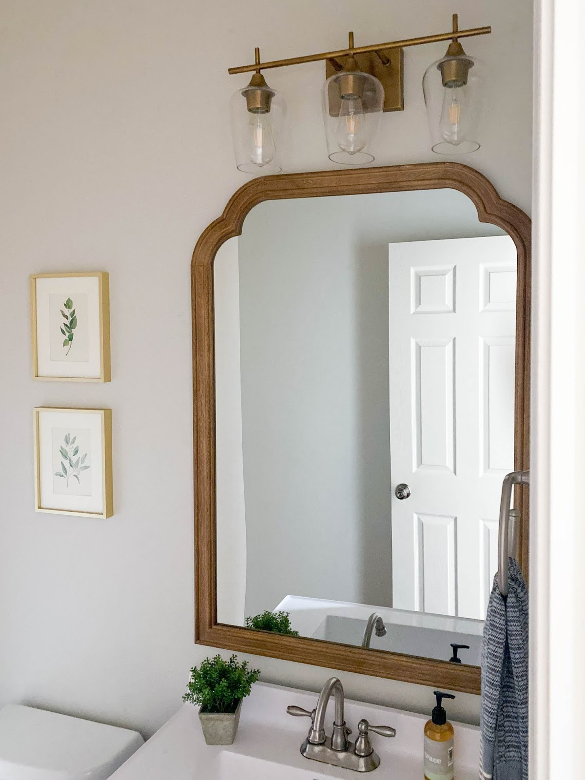 Target French Country Mirror