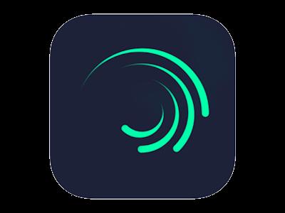 Logo Alight Motion Apk Format PNG