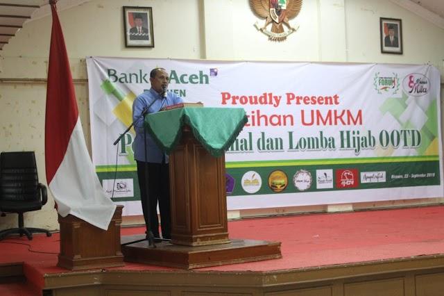 Aceh Kreatif Forum Gelar Kegiatan Lomba OOTD