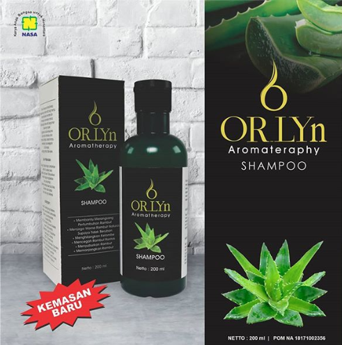 ORLYN SHAMPO AROMATERAPHY