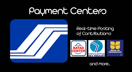 List of Payment Centers compliant for SSS Real-Time Posting of Contributions 2018