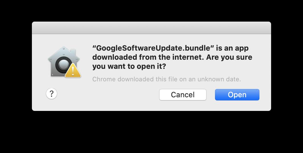 Come disabilitare il processo GoogleSoftwareUpdate