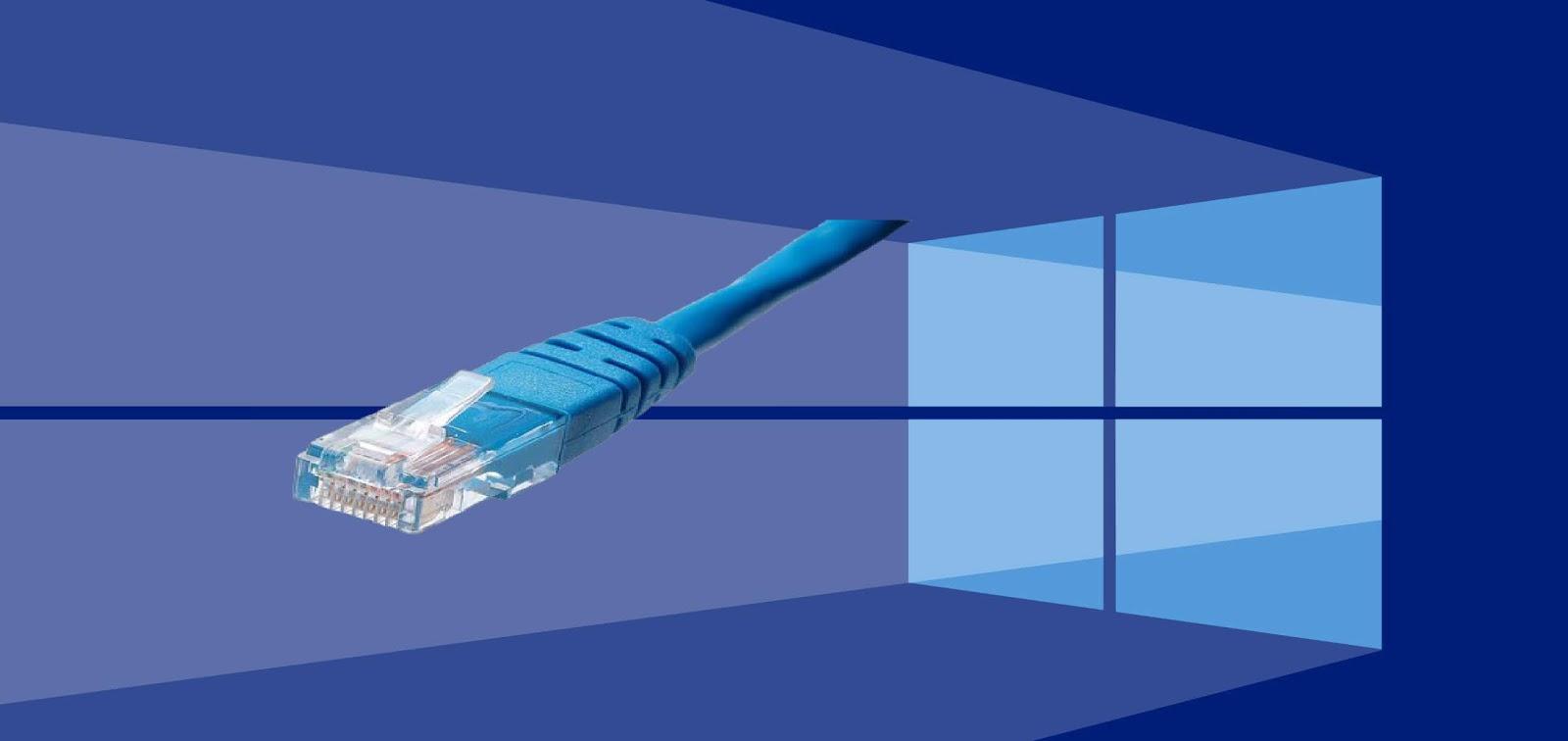 كيفية ايقاف استهلاك الانترنت بالخلفية في ويندوز 10