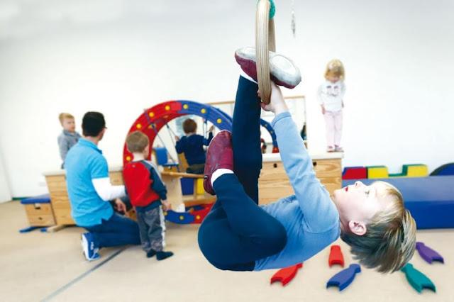 الوقاية من فرط الحركة عند الأطفال