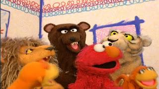 sesame street Elmo's World Wild Animals