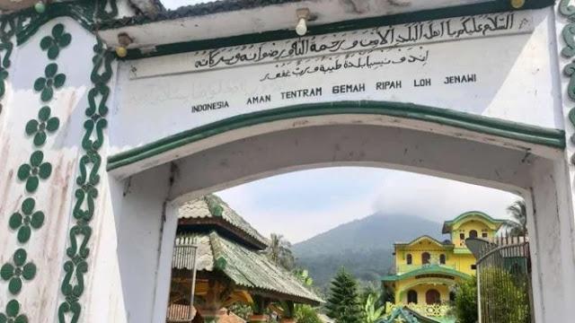 Heboh Muncul Kerajaan Angling Dharma di Pandeglang Banten