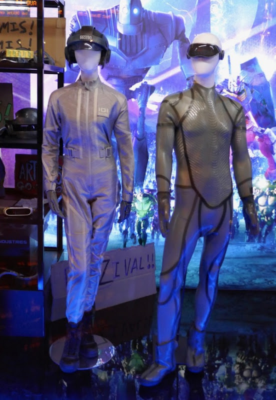 Ready Player One IOI movie costumes