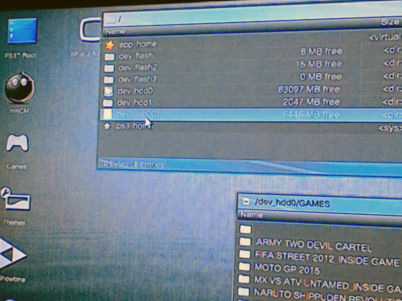 Cara Menginstal Game PS3 CFW Dengan MultiMan