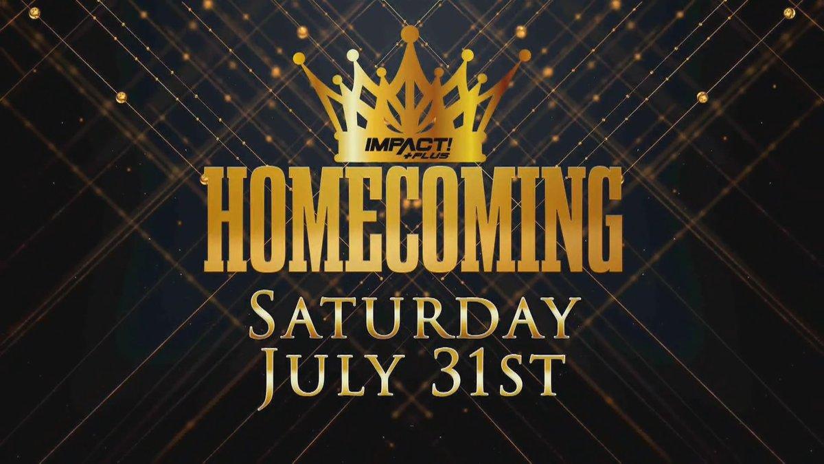 Cobertura: IMPACT Homecoming 2021 – A coroação!
