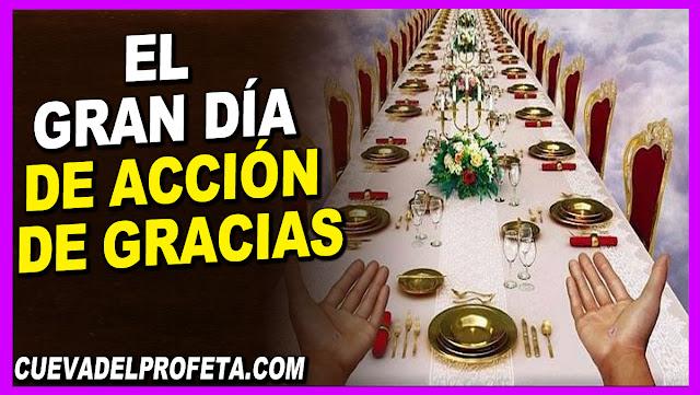 El gran día de Acción de Gracias - William Marrion Branham en Español
