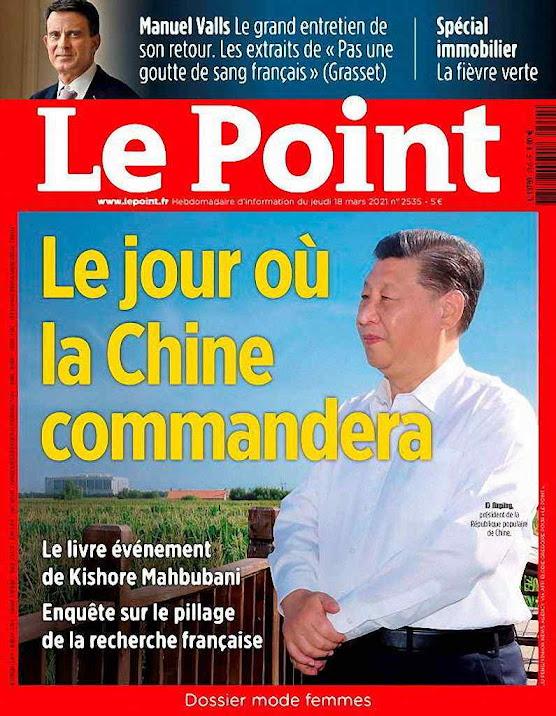 No Ocidente, Xi conta com a mídia que faz o jogo da propaganda de Pequim
