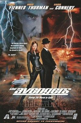 Sinopsis film The Avengers (1998)