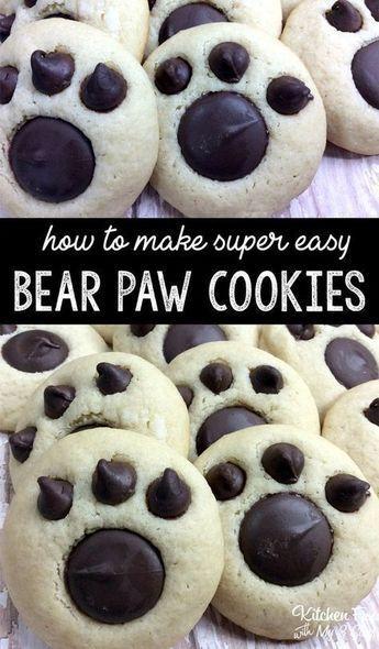 Beâr Pâw Cookies