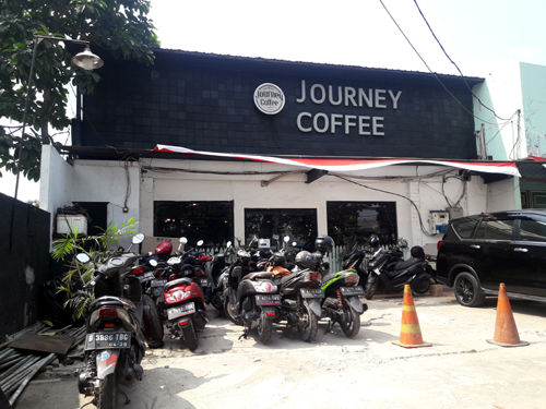 Journey Coffee Tebet