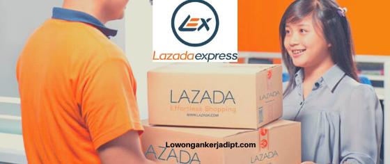 Lowongan Kerja Kurir Lazada ELogistics (LEL Express)