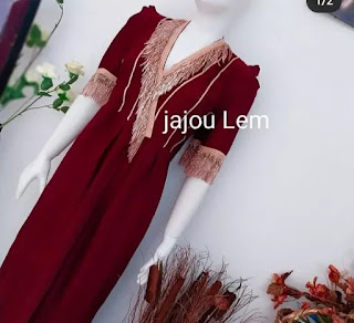 قنادر و جبات عراسي قمة في الجمال و الاناقة robes intérieurs 2020