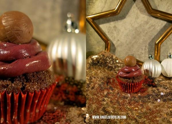 Punsch Cupcakes mit Lindor
