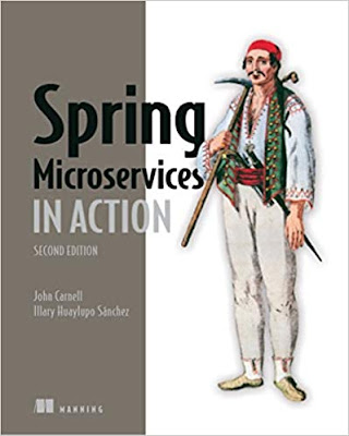 Spring Microservices in Action By Morgan Bruce