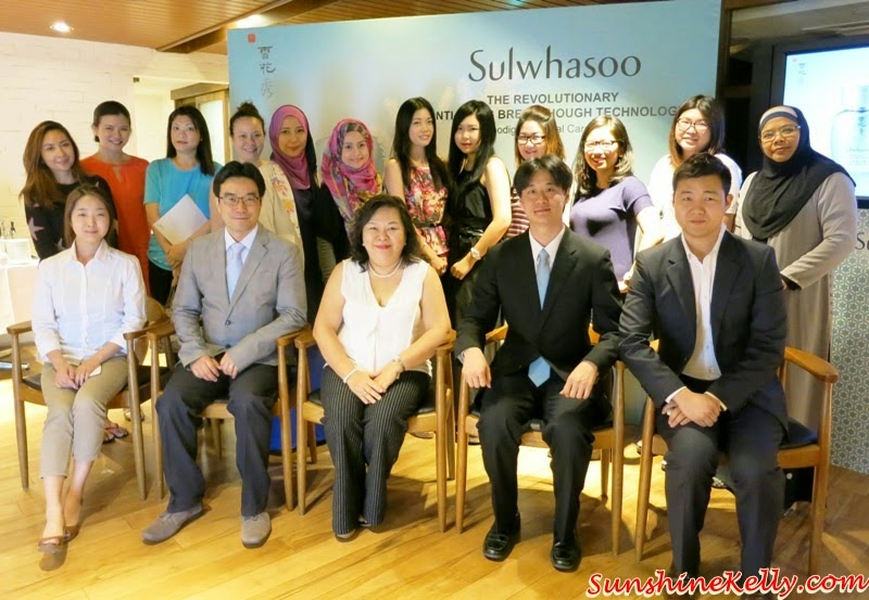 group picture, Sulwhasoo, Renodigm EX Dual Care Cream, Thermal Protection Factor, Professor Jung Jin-ho, Trufresh Soothing Mask, Green Plum, Steamed Prunus Mume, Cypress Polysaccharides, korean skincare, holistic skincare