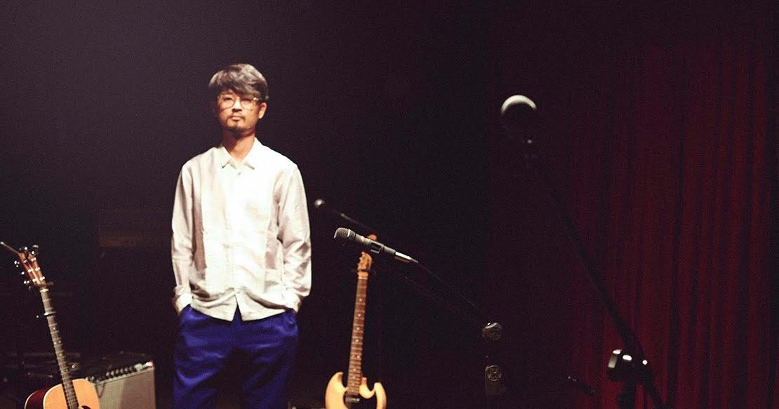 尊敬してるギタリスト~その9「長岡亮介/浮雲」 - 飴玉の街