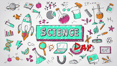 National science day images 2020   Science day wishing image