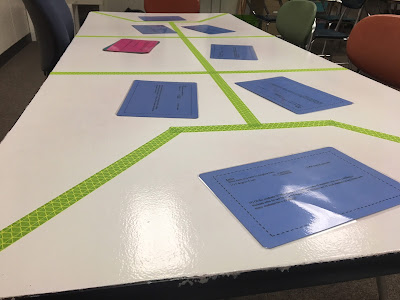 http://middleschoolmathman.blogspot.com/2015/09/creating-my-dry-erase-table-for-math.html