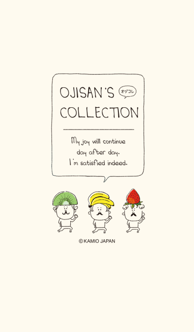 OJISAN'S COLLECTION