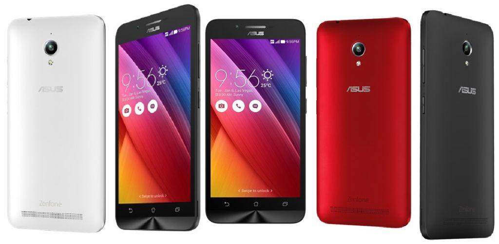 Hp Asus ZenFone Go (ZC500TG) (2015) beserta harga dan Spesifikasi