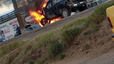 Enfrentamiento provoca caos en Magdalena, Sonora