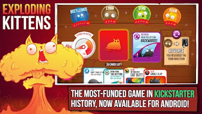 Exploding Kittens Official Apk + MOD unlocked for Android