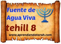 tehill 8 - La Kavod de YAHWEH y la dignidad del hombre  8
