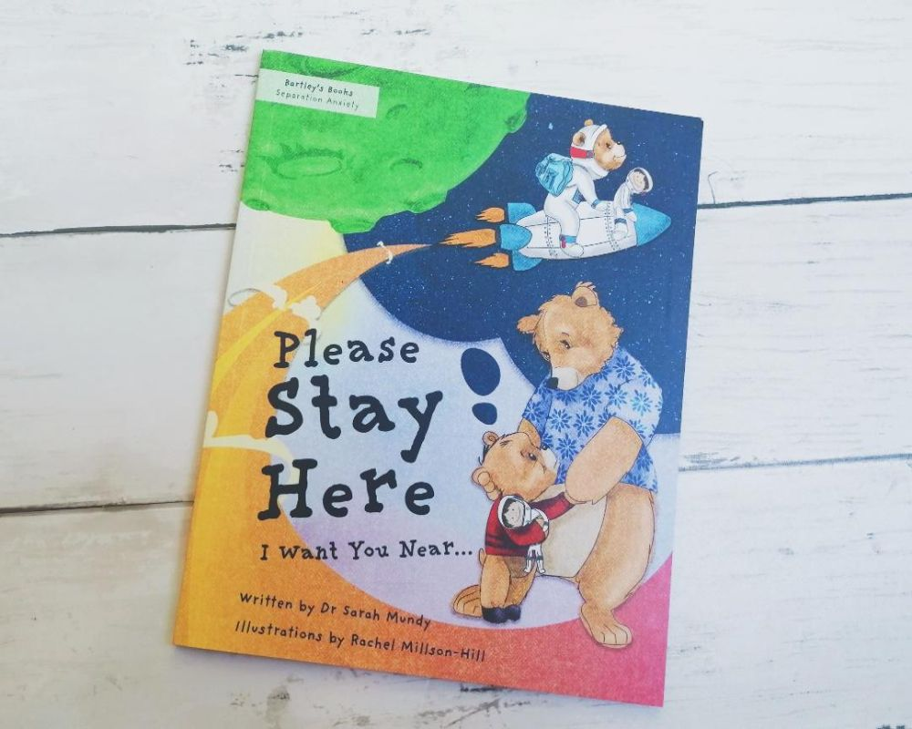 Please Stay Here, I Want You Near book review