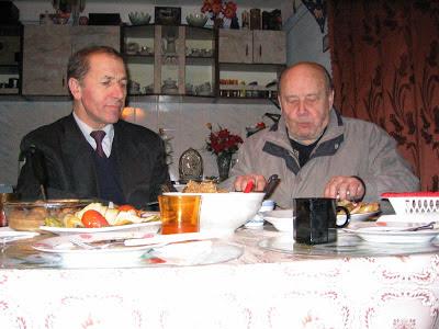 Ivan Nemeš a Stanislav Heczko